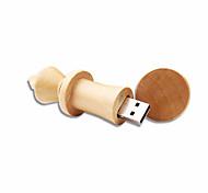 Недорогие -16 Гб флешка диск USB USB 2.0 деревянный Компактный размер Wooden