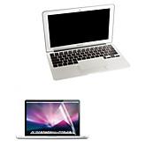 """Недорогие -Защитная плёнка для экрана Apple для Новый MacBook Pro 13"""" PET 1 ед. Ультратонкий"""