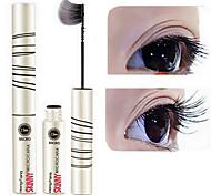 1Pcs Slim Delicate Mascara Thin Volume False Eyelashes Makeup Lengthening Thick Waterproof Cosmetics