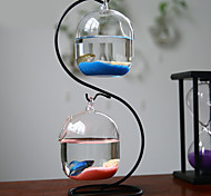 Мини аквариумы Орнаменты Стекло