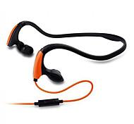 Новейшие моды спорта работает гарнитура высокого качества шейным ободом в стиле уха водонепроницаемых sweatproof наушники с микрофоном