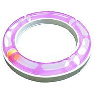 Игрушка для котов Игрушки для животных Интерактивный Дразнилки Трубы и туннели Мультипликация Игровой круг с шариками Когтеточка Кошка