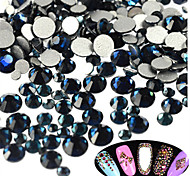 cheap -400-500pcs/bag Rhinestones Nail Jewelry Glitter & Poudre Other Decorations Glitters Fashion Lovely Shimmering Wedding High Quality Daily