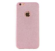 Per iPhone X iPhone 8 Custodie cover Effetto ghiaccio Custodia posteriore Custodia Glitterato Morbido TPU per Apple iPhone X iPhone 8