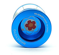 Недорогие -Йойо Мячи Игрушки Круглый профессиональный уровень Скорость Классика Металлический сплав Алюминий 1 Куски