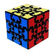 Кубик рубик Спидкуб 3*3*3 Гладкая наклейка Скорость Регулируемая пружина Кубики-головоломки Новый год Рождество Карнавал Подарок