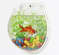Мини аквариумы Основы Искусственная Пластик
