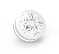 Недорогие -Xiaomi Mijia Gateway Wifi Alarm хост iOS Android Платформа В помещении