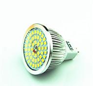 Недорогие -1шт 3W 150-200lm GU5.3(MR16) Точечное LED освещение MR16 48 Светодиодные бусины SMD 2835 Декоративная Тёплый белый Холодный белый 12V