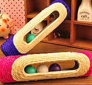 Cat Toy Dog Toy Pet Toys Teaser Durable Sisal For Pets