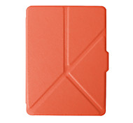 New Arrival Magnetic Leather Case Cover For Amazon Kindle Voyage 6inch Ereader Stand Case