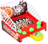 Недорогие -Игрушки Настольный баскетбол Игрушки Оригинальные Веселье Баскетбол Мини 1 Куски Подарок