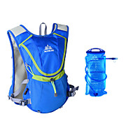 L Hydration Pack & Water Bladder Backpack Bottle Carrier Belt for Climbing Leisure Sports Cycling / Bike Fitness Traveling Camping &
