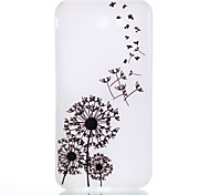 cheap -Case For Samsung Galaxy J7(2016) J5(2016) Glow in the Dark Pattern Back Cover Dandelion Soft TPU for J7 (2016) J5 Prime J5 (2016) J3