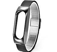 xiaomi mi band 2 Millet 2 wrist strap steel appliance with milan against lost ring fell screw shell