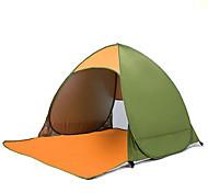 2 человека Световой тент Тент для пляжа Один экземляр Палатка Однокомнатная Тент для пляжа Теплоизоляция Влагонепроницаемый Хорошая