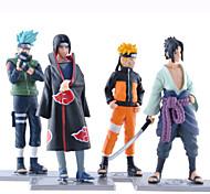 Недорогие -Аниме Фигурки Вдохновлен Наруто Naruto Uzumaki ПВХ 19 См Модель игрушки игрушки куклы