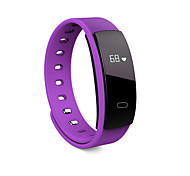 cheap -Smart Bracelet Touch Screen Heart Rate Monitor Water Resistant / Water Proof Calories Burned Pedometers Information Camera Control