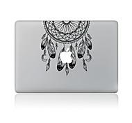 Недорогие -1 ед. Защита от царапин Геометрический принт Прозрачный пластик Стикер для корпуса Узор ДляMacBook Pro 15'' with Retina MacBook Pro 15 ''