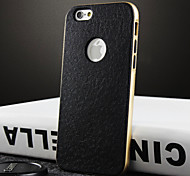 For Apple iPhone 6s 6 Plus iPhone SE 5s 5 Case Cover The TPU with Plastic Frame
