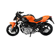 Toy Cars Toys Motorcycle Race Car Toys Duck Tower Carriage Motorcycle Horse ABS Metal Alloy Plastic Pieces Gift