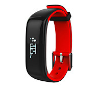 YYP1 Smart Bracelet / Smart Watch / Bluetooth 4.0 Wristband Heart Rate Monitor Sleep Fitness Tracker For IOS PK Android Xaiomi Mi Band 2 Fitbits
