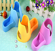 Rodents Rabbits Chinchillas Bowls & Water Bottles Waterproof Portable Multi-function Foldable Adjustable Fit Plastic    Random Color