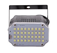 cheap -U'King 10W LED Stage Lights Adjustable Easy Install Sound-Activated Cold White 110-240V