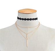 ожерелье не камень кулон ожерелье заявление ожерелья слоистых ожерелья ювелирных изделий партии особый случай рождения othersdangling