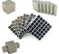cheap -Magnet Toy Magic Cube / Neodymium Magnet / Stress Reliever 216pcs 3mm Magnetic Adults' Gift