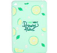 cheap -Case For Apple iPad Mini 4 iPad Mini 3/2/1 Pattern Back Cover Fruit Soft Silicone for iPad Mini 4 iPad Mini 3/2/1 Apple