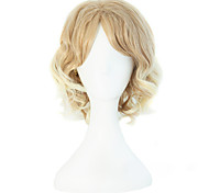 Sweet Lolita Short Light Golden Lolita Wig