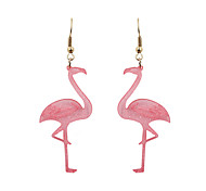cheap -Women's Drop Earrings Jewelry Bohemian Euramerican Cute Style Fashion Simple Style Acrylic Animal Jewelry Christmas Gifts Wedding Party