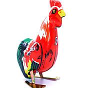 Недорогие -Игрушка с заводом Игрушки Цыпленок Железо Металл 1 Куски Детские Подарок