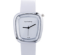 cheap -Women luxury Brand Fashion Square Casual Quartz Unique Stylish Watches Small Female Leather Sport Relojes Mujer