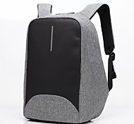 15.6 inch Stitching English Style Waterproof Shock zone with USB Port Big Capacity Backpack for Macbook Pro Touch bar 13.3/15.4 Macbook Pro 13.3/15.4
