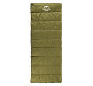 Schlafsack Rechteckiger Schlafsack 5 ° C warm halten Tragbar 190X75 Camping Einzelbett(150 x 200 cm)