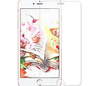 Pour apple iphone7 steel film haute protection anti-explosion à cristaux liquides transparent