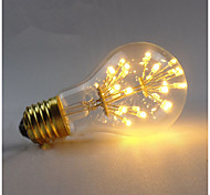1pc E27 A19 MTX LED Filament Bulbs Fireworks Starry Decorative For Pendant Lamp AC220-240V