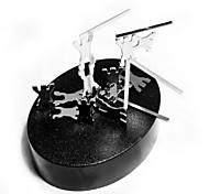 Недорогие -2 pcs Магнитные игрушки Конструкторы / Металлические пазлы / Головоломка Куб Магнитный / Своими руками Взрослые Подарок