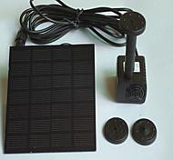 Недорогие -Аквариумы Водные насосы Бесшумно Работает от солнечной энергии Нетоксично и без вкуса Искусственная С переключателем Регулируется 1.4W110V