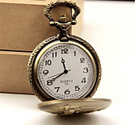Men's Fashion Watch Wrist watch Pocket Watch Quartz Alloy Band Bronze