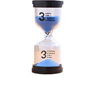 cheap -Hourglass Glass Plastic Unisex Kid's Gift