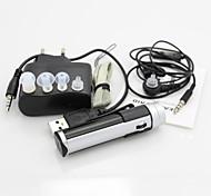 Недорогие -ANOX а-60 новый перезаряжаемые BTE слуховые аппараты н-ч Регулировка аудифон усилитель звука ес / США адаптер