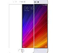 Недорогие -Для проса 5s ximalong полный экран покрытый закаленное стекло фильм телефон защитная пленка белая