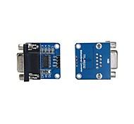 cheap -MAX232CSE Transfer Chip RS232 To TTL Converter Module COM Serial Board(2Pcs)