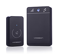 Vodeson Portable Waterproof Wireless Doorbell / Premium Wireless Door Chime Design