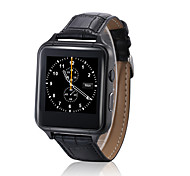 cheap -Smartwatch X7S for Android Touch Screen / Pedometers / Video Pedometer / Sleep Tracker / Alarm Clock / 0.3 MP / 128MB / Camera