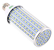abordables -ywxlight® 60w e27 led luces de maíz 160 smd 5730 5850-5950 lm blanco cálido blanco frío natural blanco decorativo ac 110v / 220v 1pc