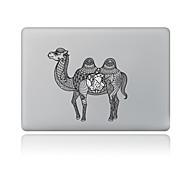 Недорогие -1 ед. Защита от царапин Животные Прозрачный пластик Стикер для корпуса Узор ДляMacBook Pro 15'' with Retina MacBook Pro 15 '' MacBook Pro